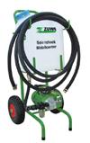 Solar filling/flushing pump
